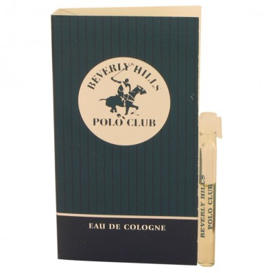 BEVERLY HILLS POLO CLUB by Beverly Fragrances Vial (sample) .03 oz for Men