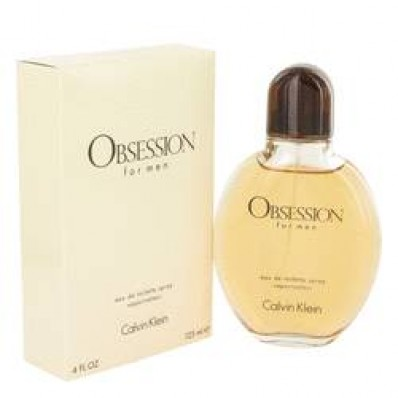 OBSESSION by Calvin Klein Eau De Toilette Spray 4 oz for Men