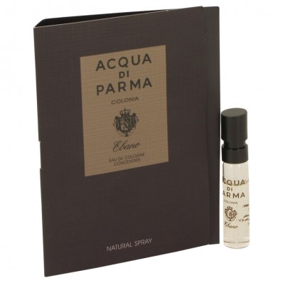 Acqua Di Parma Colonia Ebano by Acqua Di Parma Eau De Cologne Concentree Spray .05 oz for Men