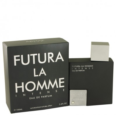 Armaf Futura La Homme Intense by Armaf Eau De Parfum Spray 3.4 oz for Men