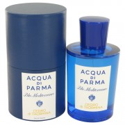 Blu Mediterraneo Cedro Di Taormina by Acqua Di Parma Gift Set -- 2.5 oz Eau De Toilette Spray (Unisex) in Bag for Women