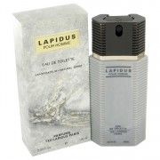 LAPIDUS by Ted Lapidus Eau De Toilette Spray (unboxed, cap slightly discolored) 1 oz for Men