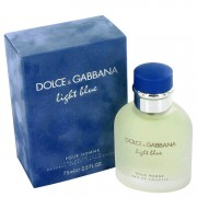 Light Blue by Dolce & Gabbana Eau De Toilette Spray 6.8 oz for Men
