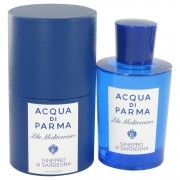 Blu Mediterraneo Ginepro di Sardegna by Acqua Di Parma Eau De Toilette Spray 5 oz for Women