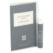 Gentlemen Only by Givenchy Vial (sample) .03 oz for Men