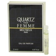 QUARTZ by Molyneux Vial (Sample) .07 oz for Women
