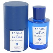 Blu Mediterraneo Ginepro di Sardegna by Acqua Di Parma Eau De Toilette Spray (unisex) 2.5 oz for Women