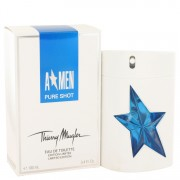 Angel Pure Shot by Thierry Mugler Eau De Toilette Spray 3.4 oz for Men