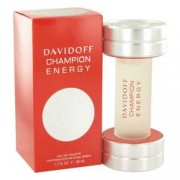 Davidoff Champion Energy by Davidoff Eau De Toilette Spray 1.7 oz for Men