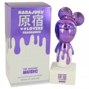 Harajuku Pop Electric Music by Gwen Stefani Eau De Parfum Spray 1 oz for Women