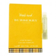 WEEKEND by Burberry Vial (sample) .06 oz for Women