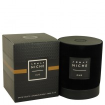 Armaf Niche Oud by Armaf Eau De Toilette Spray (Unisex) 3 oz for Men