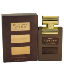 Armaf Shades Wood by Armaf Eau De Toilette Spray 3.4 oz for Women